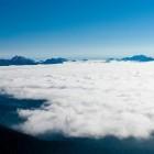 19-Nad meglo so tudi Karavanke in Kamniške Alpe