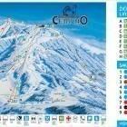 1-Zemljevid smučišča (vir: www.ski-cerkno.com)