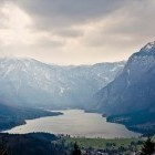 18-View of Lake Bohinj on the way to Rudnica hill