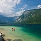 9-Bohinjsko jezero na vzhodni strani