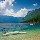 10-Bohinjsko jezero na vzhodni strani
