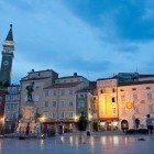 14-Evening in Piran