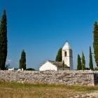 1-Začetek pri cerkvi Sv. Kvirina