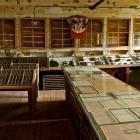 6-Stavnica, kjer so postavljali besedila za tisk