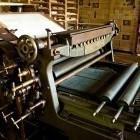 7-Avtomatski tiskalni stroj na električni pogon deluje še danes