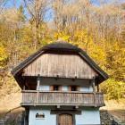 16-Vukova domačija v vasi Dobrina