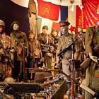 7-Lokev na Krasu - vojaški muzej Tabor