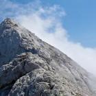33-Ridge towards Prisojnik summit