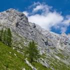 43-Prisojnik - Spust po Južni oz. Slovenski poti