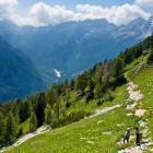 44-Prisojnik - Descent along the southern (Slovenska) path