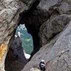 27-Prisojnik - Kopiščarjeva pot skozi prednje okno