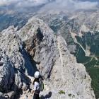 28-Prisojnik - On the ridge