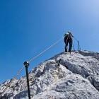 29-Ridge towards Prisojnik summit
