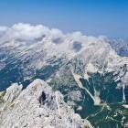 30-Ridge towards Prisojnik summit