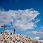 25-On the summit of Mangart
