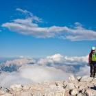 27-On the summit of Mangart