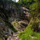 7-Towards Predel waterfall