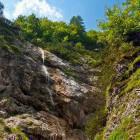 8-50-meter Predel waterfall