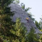 1-Bohinj - Bellevue crag