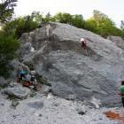 3-Bohinj - Bellevue crag