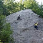 4-Bohinj - Bellevue crag