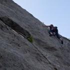 5-Bohinj - Bellevue crag