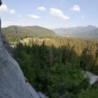 7-Bohinj - Bellevue crag