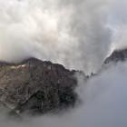 1-Špik - Foggy start in Krnica valley