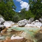 7-Soča river near the crag