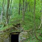 14-Italian caverns on the left bank of Soča river