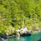 11-Along Kobarid historical trail towards Kozjak waterfall