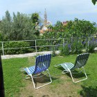 15-Piran Garden Apartment - garden view!