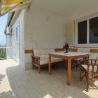 11-Piran Garden Apartment - terrace