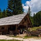"""19-Alpine farm """"Pri Ingotu"""""""