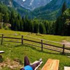 """22-Alpine farm """"Pri Ingotu"""""""