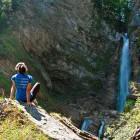 6-Lower Martuljek waterfall