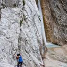 13-Upper Martuljek waterfall