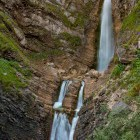 4-Lower Martuljek waterfall