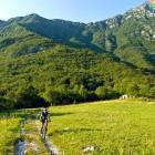 7-Below Polovnik ridge