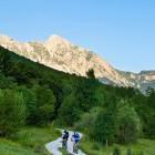 8-Below Polovnik ridge