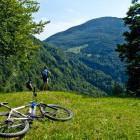 29-Počitek pod planino Golobar