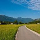 3-Kolesarska pot med Bohinjsko Bistrico in Bohinjskim jezerom