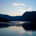19-Večer ob Bohinjskem jezeru