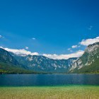 3-Začetek ob Bohinjskem jezeru