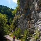 8-Vzpon proti planini Blato in Vogar