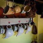 5-Kuhinja v domačiji Dolenc