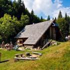 3-Domačija Dolenc na planini Vogar