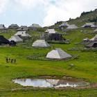 4-Velika planina - pastirsko naselje