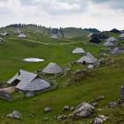 5-Velika planina - pastirsko naselje