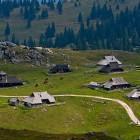 7-Velika planina - pastirsko naselje